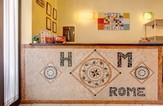 Hotel Mosaic Rome - Reception